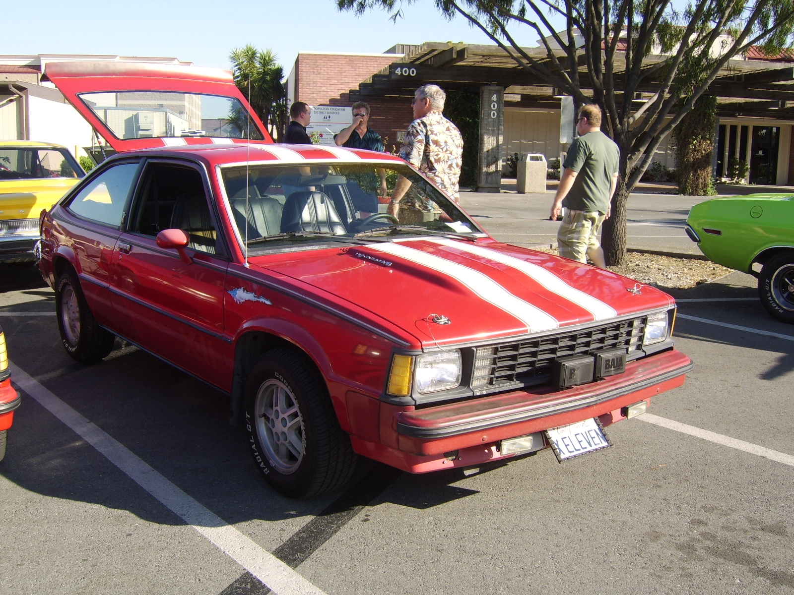 VictimX 1985 Chevrolet Citation 8919132