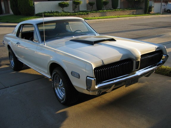 Another leojmcca 1968 Mercury Cougar post... - 8918608
