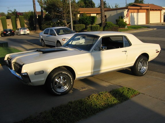 Another leojmcca 1968 Mercury Cougar post... - 8918609