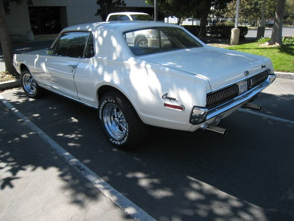 Another leojmcca 1968 Mercury Cougar post... - 8918619