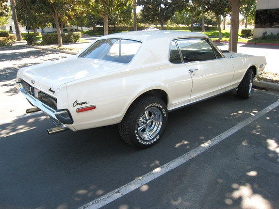 Another leojmcca 1968 Mercury Cougar post... - 8918620