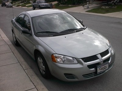 Another SirBowie 2005 Dodge Stratus post... - 9128127