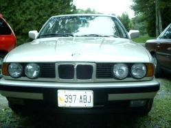 Plunke 1991 BMW 5 Series