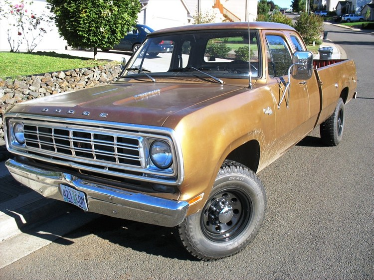 Another alexculpovich 1976 Dodge Power Wagon post... - 8926372
