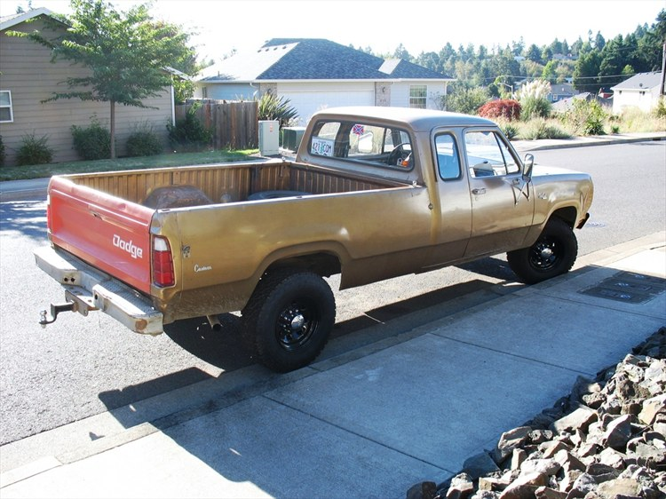 Another alexculpovich 1976 Dodge Power Wagon post... - 8926374
