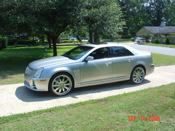 Hilinemotorsport 2006 Cadillac Sts Specs Photos