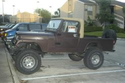 Taildraggers 1984 Jeep CJ8 Scrambler