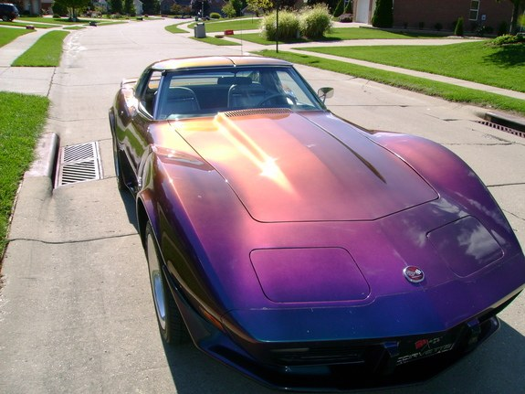 Superbobaloo 1975 Chevrolet Corvette Specs Photos