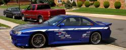 platinumchop69s 1995 Nissan 240SX