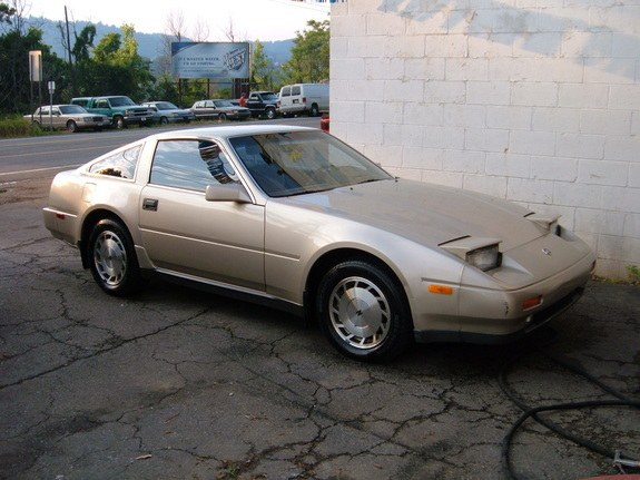 nighttimex3 1987 nissan 300zx specs photos modification. Black Bedroom Furniture Sets. Home Design Ideas