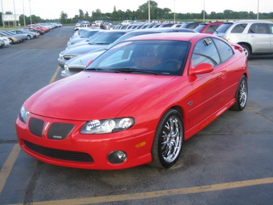 kg026 39 s 2004 pontiac gto in peoria il. Black Bedroom Furniture Sets. Home Design Ideas