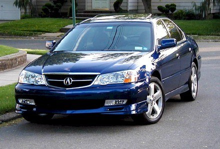 Another Crash00527 2002 Acura TL post... - 9654880
