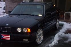 BMW240kids 1993 BMW 5 Series