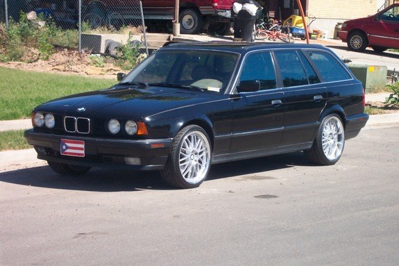 BMW240kid 1993 BMW 5 Series 8929270