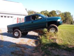Dodgerdnck 1997 Dodge Ram 1500 Regular Cab