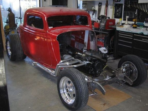 AlaskaStreamin 1934 Ford Coupe 8930090