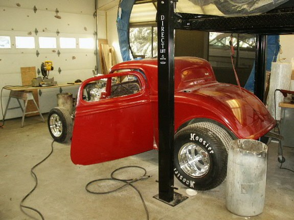 AlaskaStreamin 1934 Ford Coupe 8930092