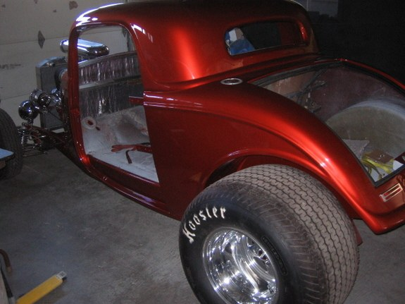 AlaskaStreamin 1934 Ford Coupe 8930100