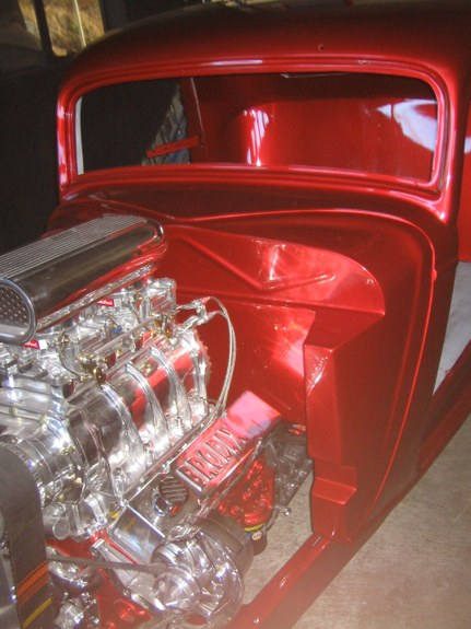 AlaskaStreamin 1934 Ford Coupe 8930101