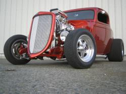 AlaskaStreamins 1934 Ford Coupe