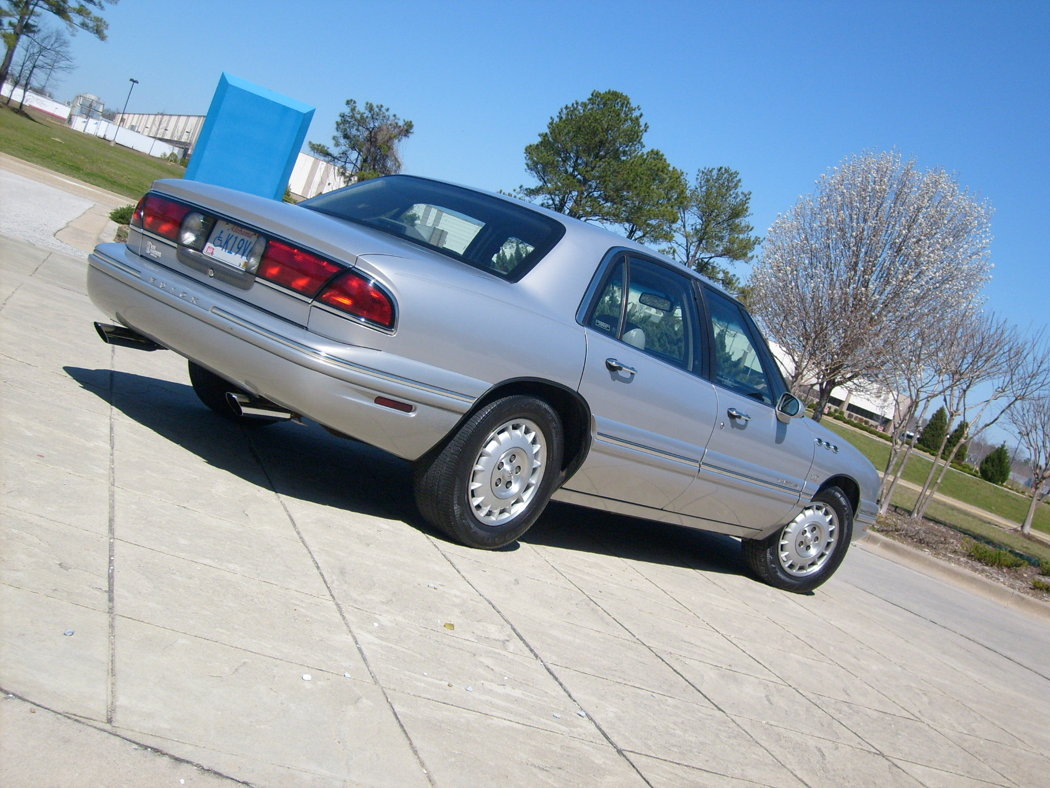 the94hondaman 1997 buick lesabre specs photos. Black Bedroom Furniture Sets. Home Design Ideas