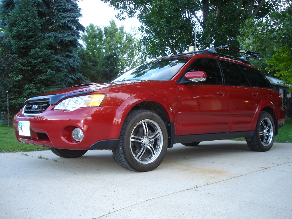 driedfrogpills 39 s 2006 subaru outback in sheridan wy. Black Bedroom Furniture Sets. Home Design Ideas
