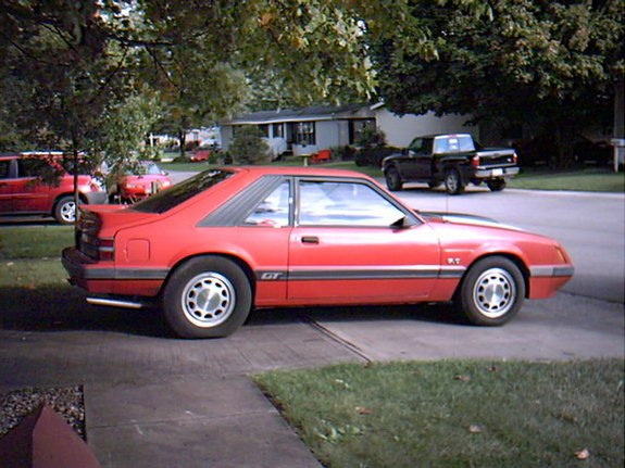 Another tsfields2635 1985 Ford Mustang post... - 8935475
