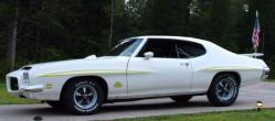 AVAILABLEs 1971 Pontiac GTO