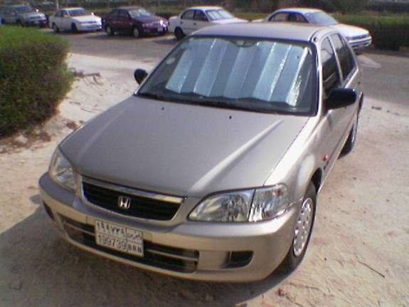 SharkSoftware69 2002 Honda City