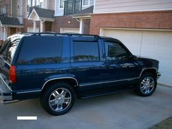 MyBlueChevys 1996 Chevrolet Tahoe