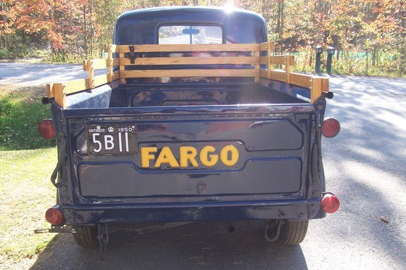 Another fargo2sell 1950 Dodge W-Series Pickup post... - 8938148
