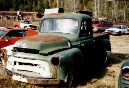 Another fargo2sell 1950 Dodge W-Series Pickup post... - 8938152