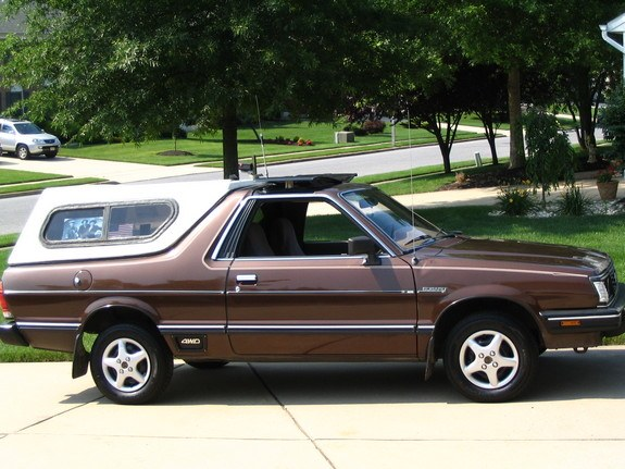 oldsubaru 1985 subaru brat specs photos modification info at cardomain. Black Bedroom Furniture Sets. Home Design Ideas