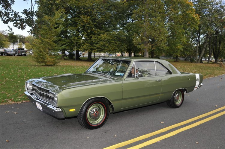 Another chasb 1969 Dodge Dart post... - 8937621