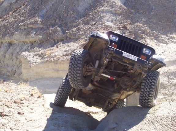 Another CorvaTerry 1991 Jeep YJ post... - 9675057
