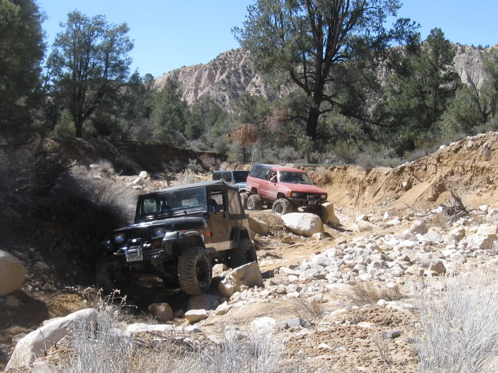 Another CorvaTerry 1991 Jeep YJ post... - 9675062