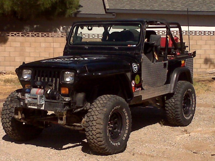 Another CorvaTerry 1991 Jeep YJ post... - 9675074