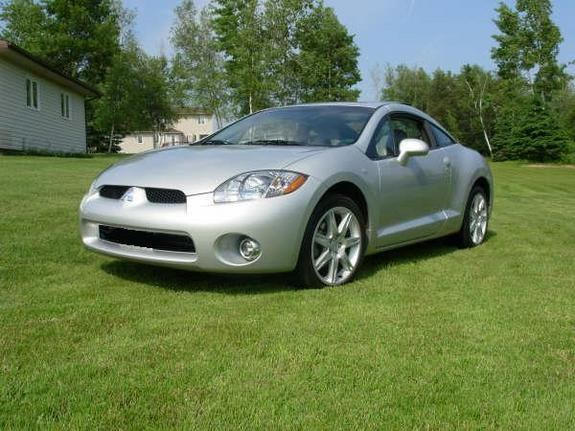 charliegt 39 s 2006 mitsubishi eclipse in dieppe nb. Black Bedroom Furniture Sets. Home Design Ideas