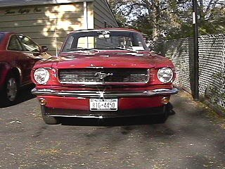 Another DubyaSTi 1966 Ford Mustang post... - 8939795
