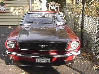 Another DubyaSTi 1966 Ford Mustang post... - 8939800