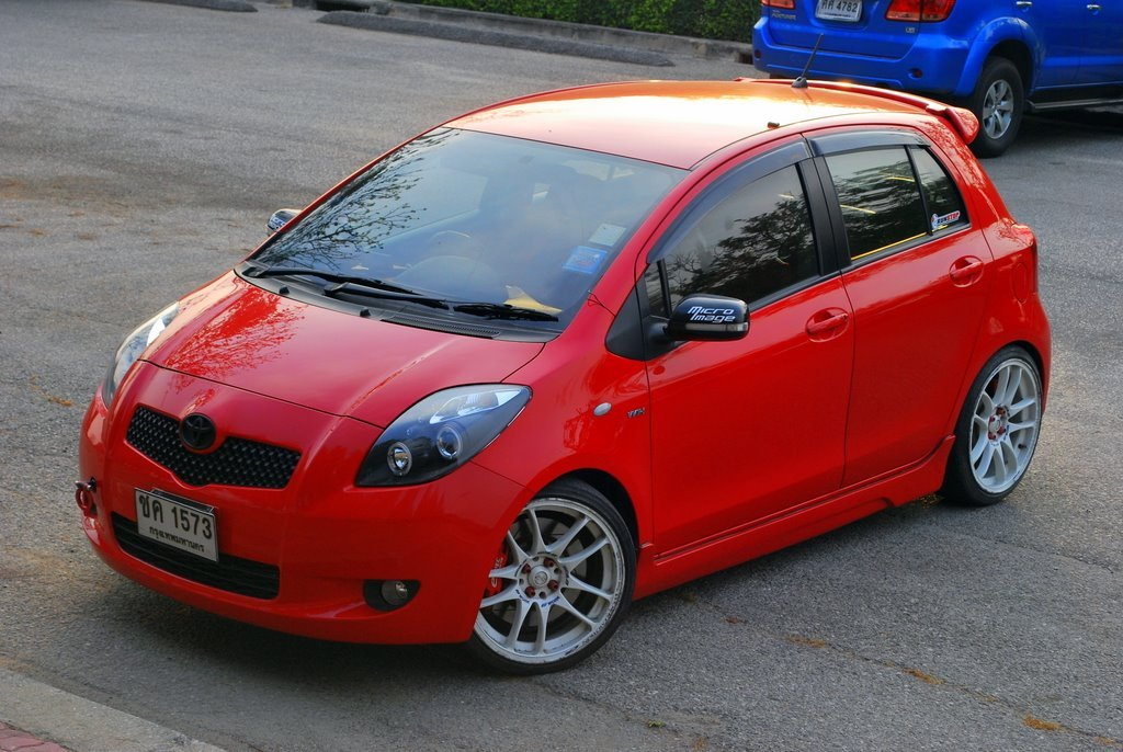 etimago2 2006 toyota yaris specs photos modification info at cardomain. Black Bedroom Furniture Sets. Home Design Ideas