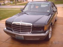 TheClassicSclasss 1985 Mercedes-Benz S-Class