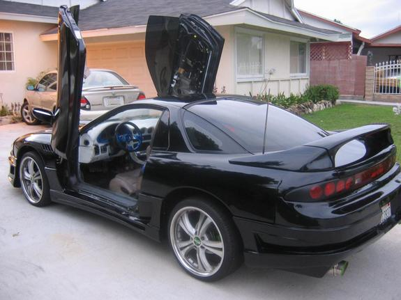 VictoriaGTO 1993 Mitsubishi 3000GT Specs, Photos, Modification Info