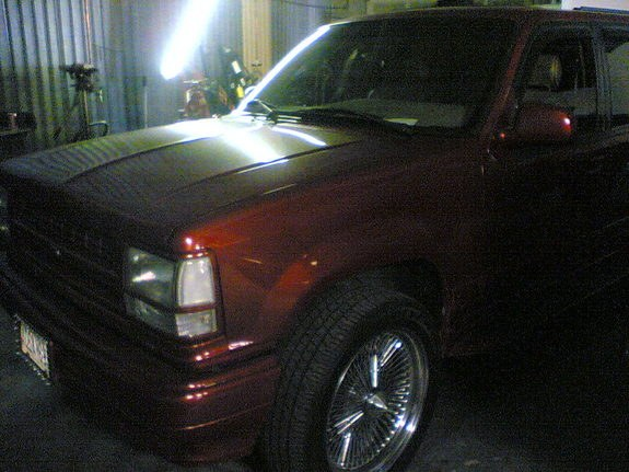 Another smokey299 1993 Ford Explorer post... - 9652152