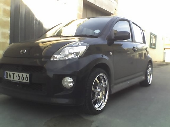 Another jonbrin 2006 Daihatsu Sirion post... - 8948409