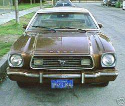 2470427 1974 Ford Mustang II