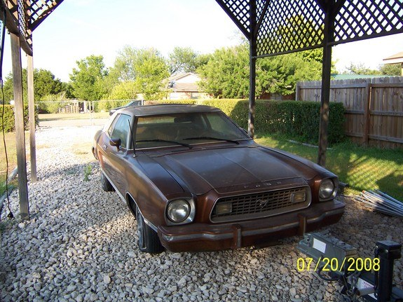 Another AmeriMuscleCar 1974 Ford Mustang II post... - 8952102