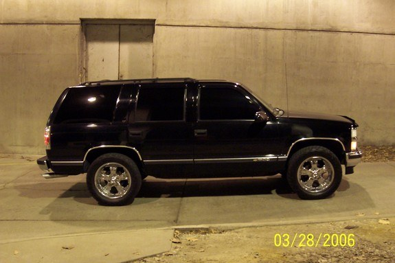 Another 97chevylean 1997 Chevrolet Tahoe post... - 8946859
