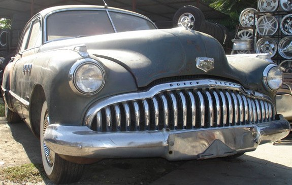 westcoastchevy1's 1949 Buick Super