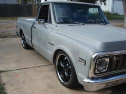olschoolchevys 1971 Chevrolet C/K Pick-Up